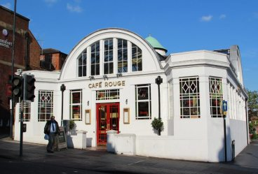 Cafe Rouge, Holywell Hill, St. Albans