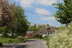 Chandlers Lane, Bishops Cannings