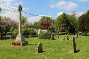 Church of St. Mary the Virgin Churchyard, Bishops Cannings