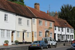 Cottages, Fishpool Street, St. Albans
