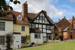 Cottages, The Green, Marlborough