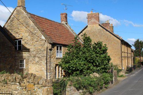 Cottages, Townsend, Montacute