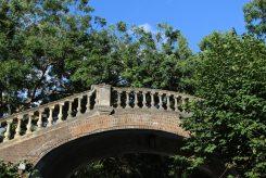 Footbridge, from York House Gardens, Twickenham