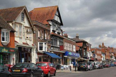 High Street, Marlborough