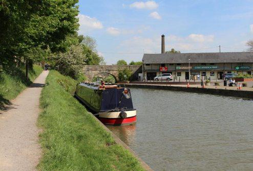 Kennet and Avon Canal Trust Centre, Devizes