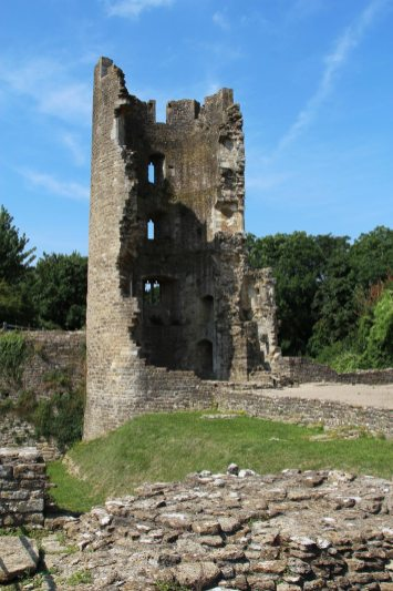 South-west Tower, Farleigh Hungerford Castle, Farleigh Hungerford
