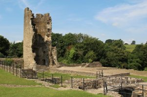 South-west Tower, Farleigh Hungerford Castle, Farleigh Hungerford