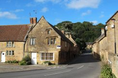 The Borough and Middle Street, Montacute