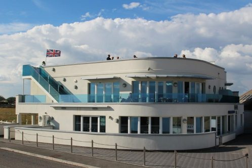 The Marine Restaurant, Milford-on-Sea