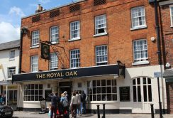 The Royal Oak, Marlborough