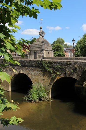 Town Bridge, River Avon, Bradford on Avon