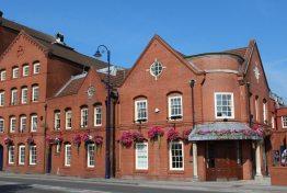Wadworth Brewery, Northgate Street, Devizes