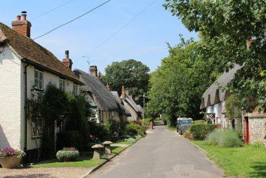 Church Street, Wherwell