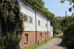 Mill Lane, Wherwell