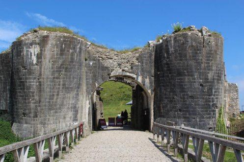 Outer Gatehouse, Corfe Castle