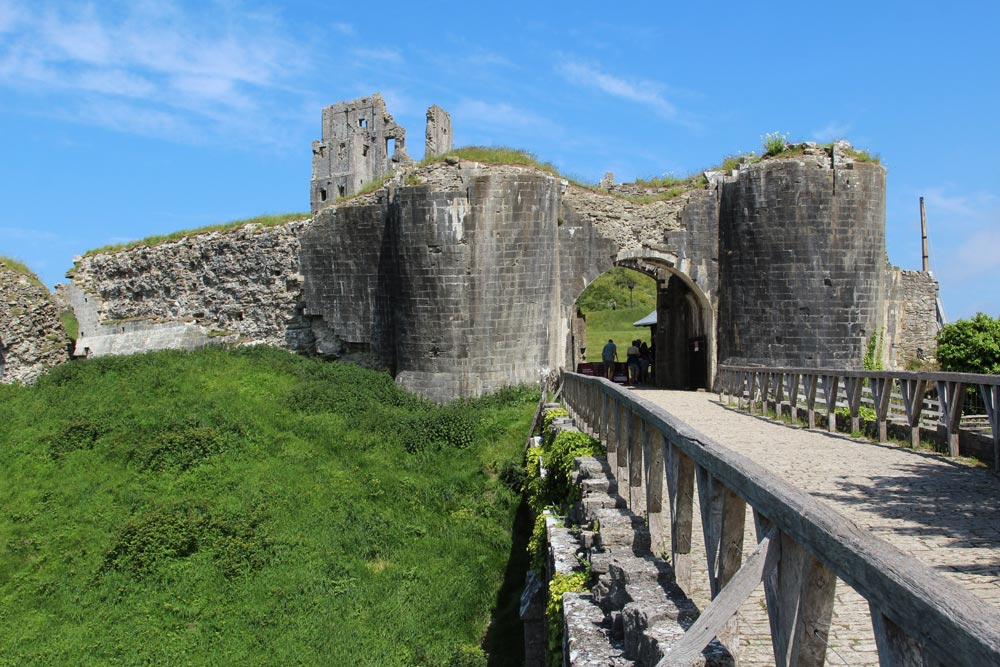Outer Gatehouse, Corfe Castle
