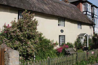Rose Cottage, Lulworth Cove