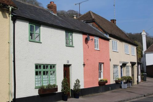 Cottages, Whitchurch