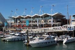 Marina and Waterfront, Gunwharf Quays, Portsmouth