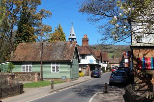 Middle Street, Shere