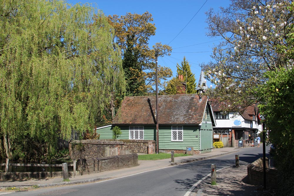 Old Fire Station, Middle Street, Shere