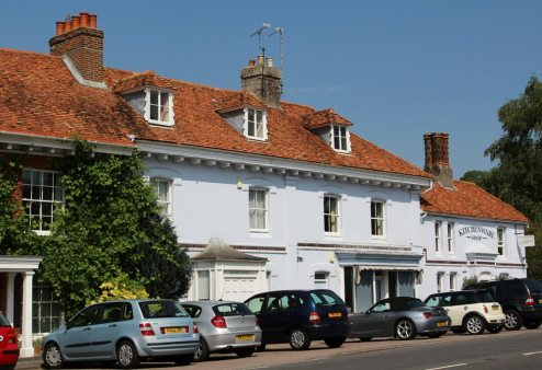 Old Swan House and Kitchenware Shop, Stockbridge