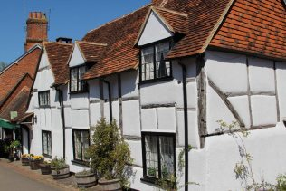 Old Way and Grove Cottages, Shere