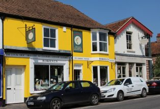 Robjent's, Stockbridge