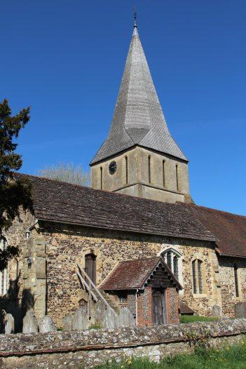 St. James' Church, Shere