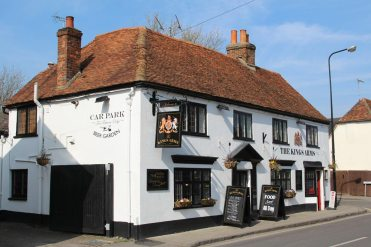 The Kings Arms, Whitchurch