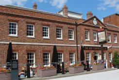 The Old Custom House pub, Gunwharf Quays, Portsmouth