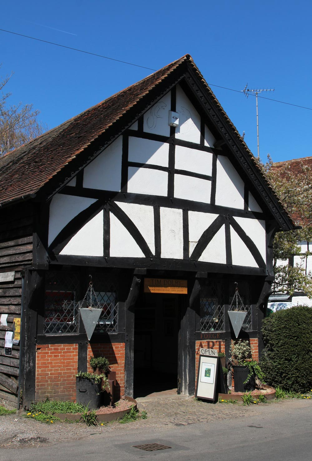 The Old Forge, Middle Street, Shere