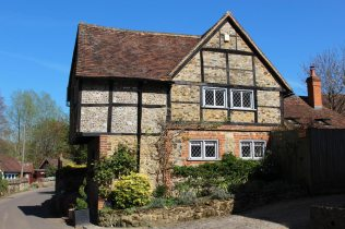 The Old Prison, Shere