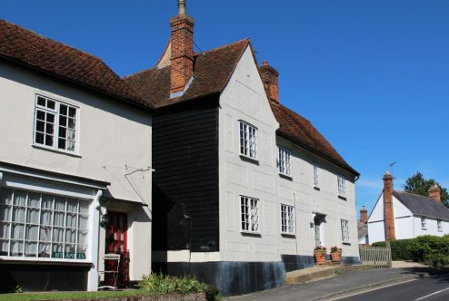 Bits and Pieces and Town House, Church Hill, Finchingfield
