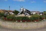Bumblebee sculpture, Bumblebee Park, Canvey Island