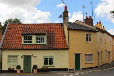 Cottages, Littlebury