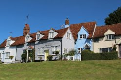 Cottages, The Causeway, Finchingfield
