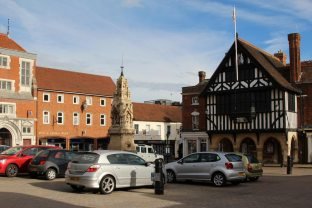 Market Place, Saffron Walden