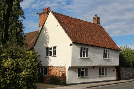 Parrishes cottage, Littlebury