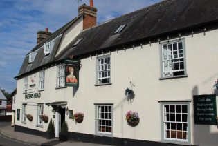 Queens Head Inn, Littlebury
