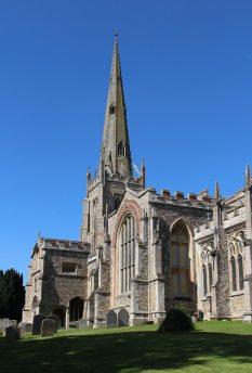St. John the Baptist Church, Thaxted