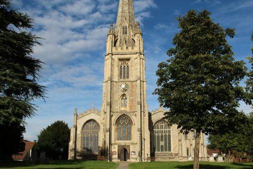 St. Mary's Church, Saffron Walden