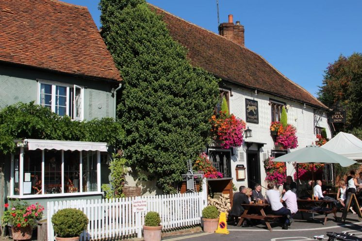 The Fox Inn, Finchingfield