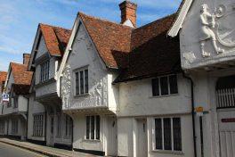 The Old Sun Inn, Church Street, Safron Walden