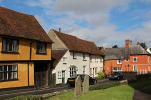 Cottages, Church Street, Boxford