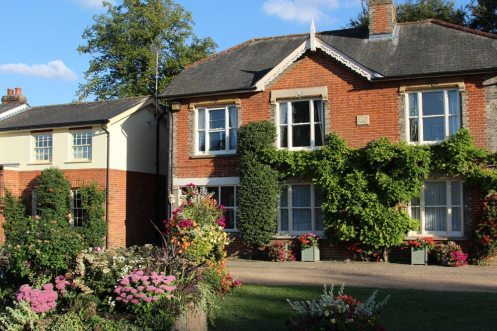 Melford House, The Green, Cavendish