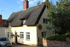 Pax cottage, Church Hill, Kersey