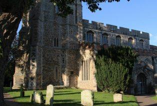 St. Mary's Church, Cavendish