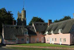 Thatched Almshouses, Hyde Park Corner, Cavendish