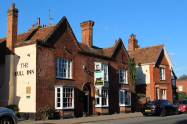 The Bull Inn, High Street, Cavendish